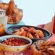 Spiced pork tagine