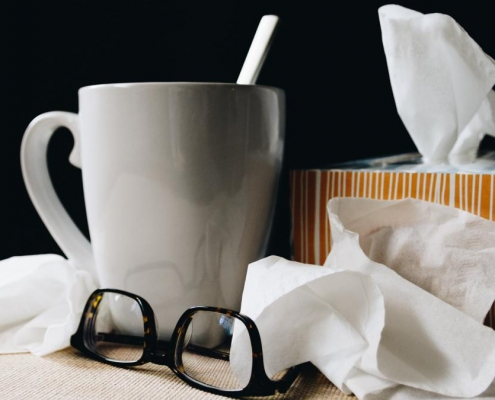 Protect yourself from the flu