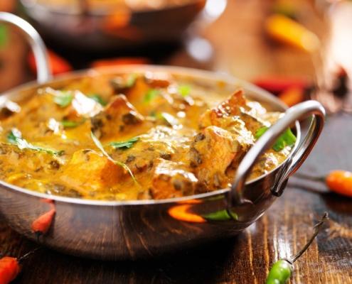 Creamy Chicken Marsala