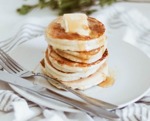 Túró pancakes